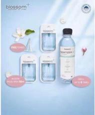 blossom + sanitizer spray set Disinfectant