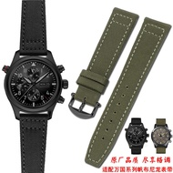 Accessories for IWC watch strap IWC Portugal Portuguese Portuguese Portuguese Portofino Pilot