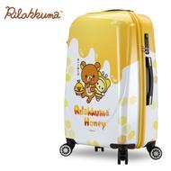 Rilakkuma拉拉熊 夢幻樂園 20吋超輕量鏡面行李箱(奇幻花園)