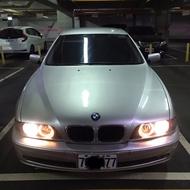 自售車庫車 2002 BMW E39 520 2.2 全車原廠 內外皆美