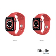 Apple Watch Series 6 GPS Aluminium Case [iStudio by UFicon]