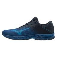 Mizuno Wave Shadow 3 [J1GC193004] 男鞋 慢跑 馬拉松 運動 吸震 避震 穩定 彈性 藍