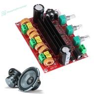 ❤Sv ❤TPA3116D2 2.1 Digital Audio Amplifier Board DC 24V 80Wx2+100W Subwoofer