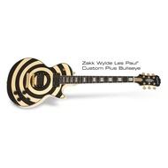 三一樂器 Epiphone Zakk Wylde Les Paul Custom Plus Bullseye 電吉他