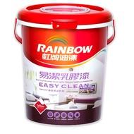佛心出清價-虹牌易潔乳膠漆一加侖、10公升。(數量有限)