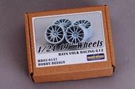 Hobby Design HD03-01371/24 19吋 RAYS VOLK RACING G12 樹脂輪圈