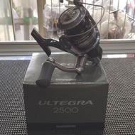 《嘉嘉釣具》Shimano 12年 ULTEGRA 2500 捲線器
