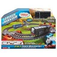 【湯圓嬉遊趣】FisherPrice 湯瑪士小火車 競速過彎軌道遊戲組