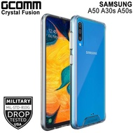 【GCOMM】A50 A30s A50s 晶透軍規防摔殼 Crystal Fusion(Galaxy A50 A30s A50s)