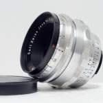 東蔡小B 紅T Carl Zeiss Jena Biotar 58mm f2 (12葉版本, 非常新淨)