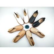 SECEN STYLE รองเท้าคัชชู ผู้หญิง 4 สี Meri รองเท้าสุขภาพ (รุ่น SS524) มีเก็บยทาง** พร้อมส่ง**