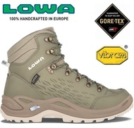 Lowa 登山鞋/中筒健行鞋 Renegade GTX Mid 女 LW320900 0729西芹綠