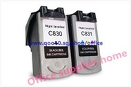 Compatible CANON 830 IP1180 1880 IP1980 MP145 PG-830 831  ink Cartridge_Office supplies home