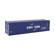 1pc O Scale 40ft Shipping Container Model Railway 1:48 40 Foot Container Accessories C8740