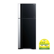 Hitachi R-VG560P7MS 2 door fridge 450L *FREE Vacuum Cleaner*
