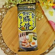 山本製粉濃厚黃金豚骨拉麵 240g 【4979397600024】(日本泡麵)