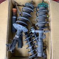 honda fit 3原廠避震器