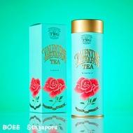 TWG: VALENTINE BREAKFAST TEA (BLACK TEA) - HAUTE COUTURE PACKAGED (GIFT) decaffeinated LOOSE LEAF TEAS