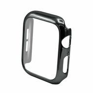 Bumper Protective Case For Apple Watch Series 5 Cover 40mm 44mm Plating Shell For Apple Iwatch Series 4 5