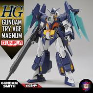 HG 1/144 GUNDAM TRY AGE MAGNUM - Gudnamsmith