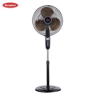 EuropAce 16 Inch Stand Fan with Timer