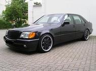 正 BRABUS 排氣管 尾段 尾桶 W140 C140 S320 S500 S600 CL500 CL600 W210 E50 E55 E430 E500 500E E320 E280(AMG LORINSER)