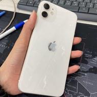 二手 IPhone 11 128 白色 極新