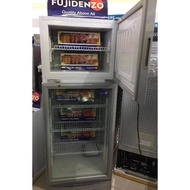 FUJIDENZO CHILLER(WITH FREEZER 10cft)