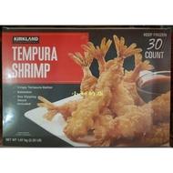 【小如的店】COSTCO好市多代購~KIRKLAND 冷凍天婦羅炸蝦(低溫1.07kg)