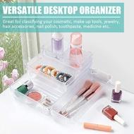 24 PCS Drawer Organizer Plastic Makeup Drawer Organizer