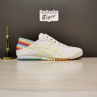 Onitsuka_ tiger ghost canvas tiger new canvas shoes lazy shoes without lace rainbow
