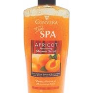 Ginvera scrub body apricot shampoo(250ml)