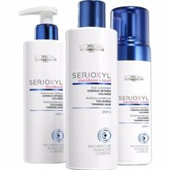 L'Oréal Professionnel Serioxyl Kit for Colored Thinning Hair
