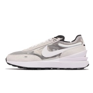 Nike 休閒鞋 Wmns Waffle One 白 灰 小Sacai 女鞋 運動鞋 【ACS】 DC2533-102