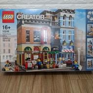 LEGO 10246 偵探社 樂高