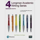 Longman Academic Writing Series 4: Essays with Essential Online Resources, 5/e (access code inside)