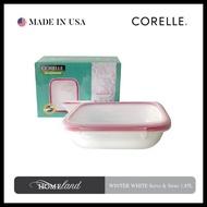 Corelle Snapware Winter White Serve & Store 1.85l