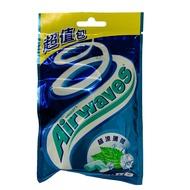Airwaves超涼薄荷口香糖(補)62g