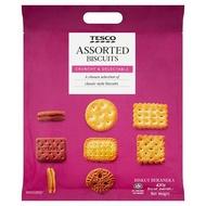[MEGA OFFER] Tesco Assorted Biscuits 430g