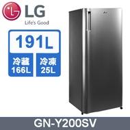 【LG 樂金】191公升變頻單門冰箱(GN-Y200SV)