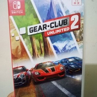 Nintendo Switch NS  極速俱樂部 無限2 GEAR CLUB UNLIMITED