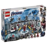 樂高積木 LEGO《 LT76125 》SUPER HEROES 超級英雄系列 - Iron Man Hall of Armor