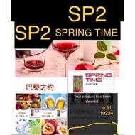 Springtime pod /SP2、Sp2s 烟弹/SP2、sp2s pods 100%original