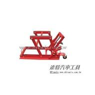 台灣製 油壓缸中柱頂高機/ 重機用的頂高機/美式機車用/摩托車修理架☆達特機車工具☆