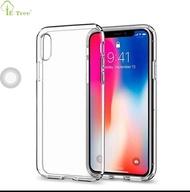 เคสใส ไอโฟน iPhone X ผิวนิ่ม  ,  TPU Soft Case For Apple iPhone X