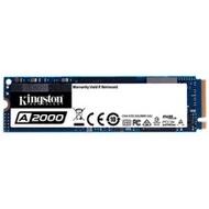 Kingston 金士頓 A2000 500G M.2 PCIe SSD固態硬碟【五年保】