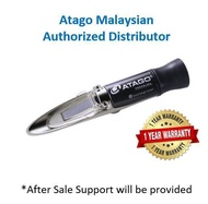 Atago MASTER-50H Analog Hand-held Refractometer by Atago Malaysian Authorized Distributor