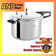 ( READY STOCK ) 5.5 L Butterfly BPC-22A PRESSURE COOKER Gas Pressure Cooker / Periuk Tekanan