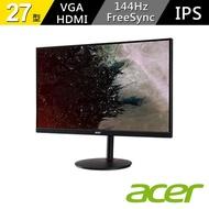 【Acer 宏碁】XV272U P 無邊框電競螢幕