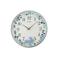 【SEIKO】日本 精工 SEIKO 兔子搖動擺飾 時鐘 掛鐘 QXC238 QXC238N